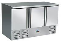 Стол холодильный VIVIA S903 S/S Top Saro