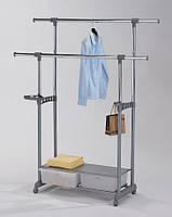 Передвижная стойка для одежды