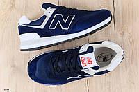 Очень крутые кроссовки из натуральной замши NB, фото 1