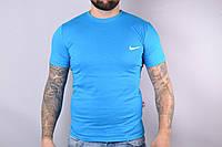 Мужская котоновая футболка SM90 (р-р 46-52) оптом со склада в Одессе