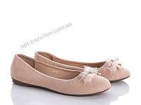 Балетки женские Allshoes 125593 (36-40) - купить оптом на 7км в одессе