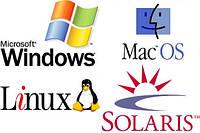 Установка лиценз. ОС с дистрибутива клиента (без драйверов, программ, без переноса данных)