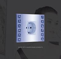 Выключатели FEDE коллекция CRYSTAL DE LUXE SAND, VELVET & DÉCOR, фото 1