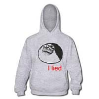Толстовка I lied