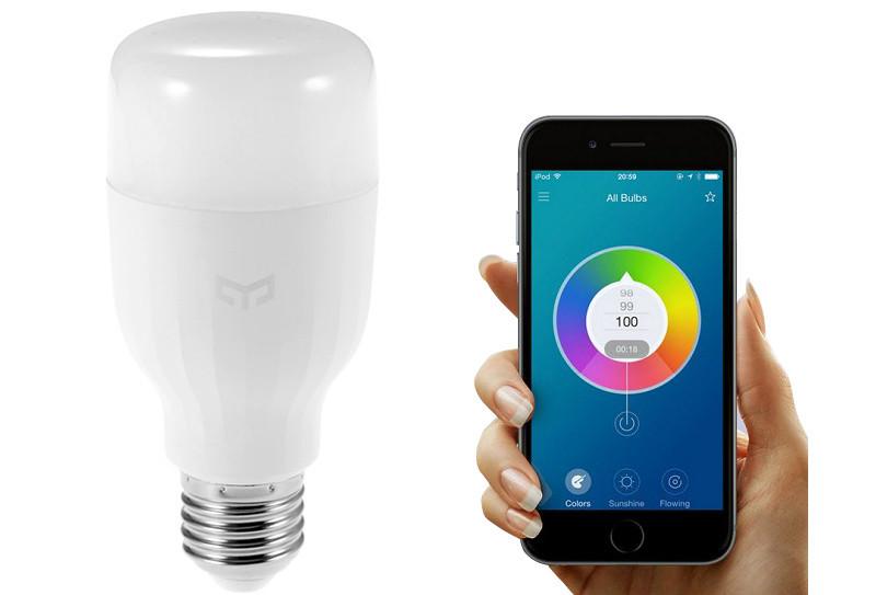 Led-лампа умная Xiaomi Yeelight LED Smart Bulb