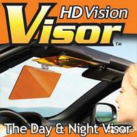 Козырек для автомобиля HD Vision Visor (Clear Visor) для дня и ночи 2 в 1