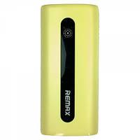 Remax Power Bank E5 5000mAh Yellow
