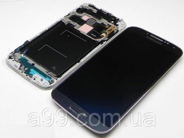 Samsung SM-N9005 Galaxy Note 3 Lte 4G - дисплей в сборе с сенсором белый с передней панелью