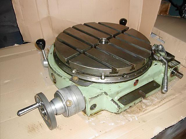 Стол поворотный глобусный 400мм для координатно-расточного станка 400мм ГОСТ 16163-90