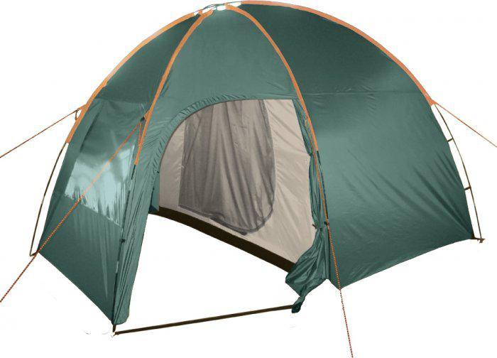 Палатка туристическая трехместная Tramp Totem Apache