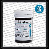 Тест-полоски Finetest (Файнтест), 25 шт., фото 1