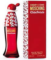 (ОАЭ) Moschino / Москино - Cheap and Chic Chic Petals (100мл.)  Женские