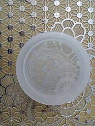 Крышка для консервации (белая)