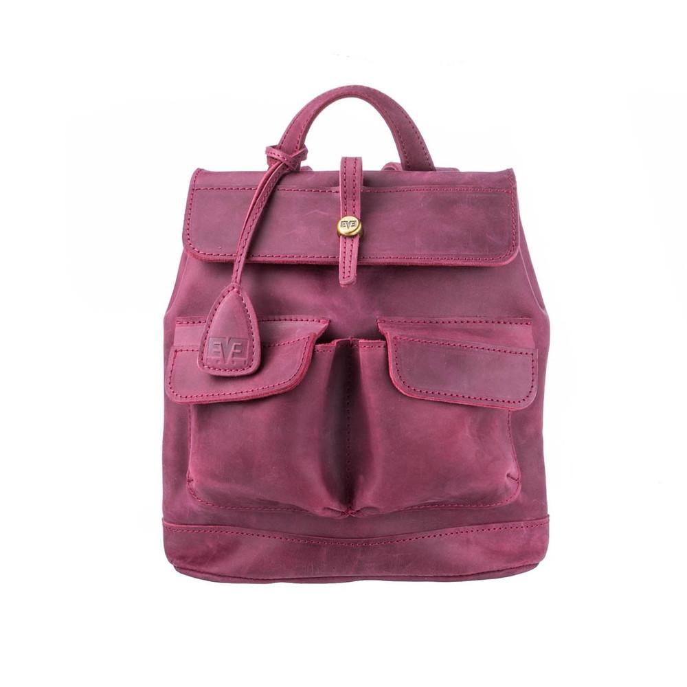 """Авторский женский рюкзак на каждый день в 11 разных цветах из натуральной кожи """"Flatar"""" и """"Crazy horse"""""""