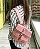 """Авторский женский рюкзак на каждый день в 11 разных цветах из натуральной кожи """"Flatar"""" и """"Crazy horse"""", фото 5"""