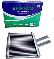 Радиатор отопителя салона Ланос Shin Kum (Корея)