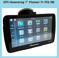 "GPS Навигатор 7"" Pioneer PI-701 HD"