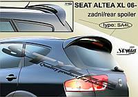 Спойлер козырек тюнинг Seat Altea XL (2006-)