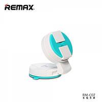 Автодержатель REMAX Car Holder RM-C07 white-blue