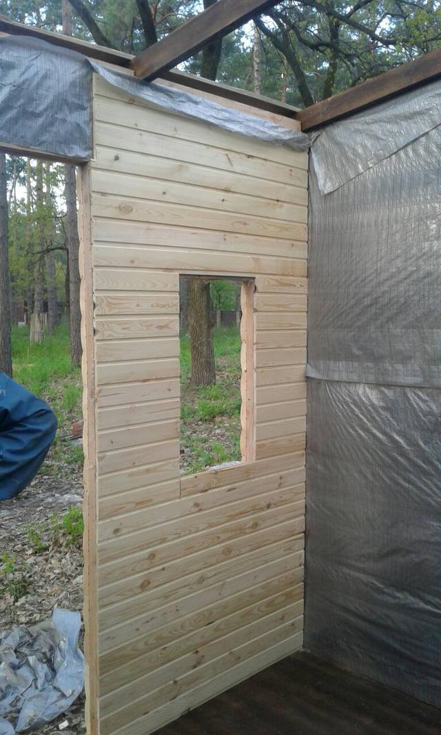 Посты охраны с доставкой по Украине. Будка пост охраны в Украине с доставкой и монтажом, цена деревянной будки охраны утеплённой