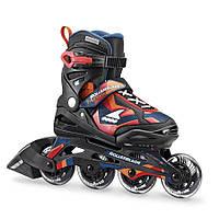 Детские ролики раздвижные Rollerblade Thunder Boy