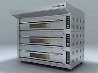 Подовая модульная печь EF  4050 G Kumkaya
