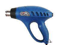 Фен технический (термовоздуходувка) Odwerk BHG 600-2