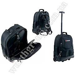 Инструментальный рюкзак c функцией тележки