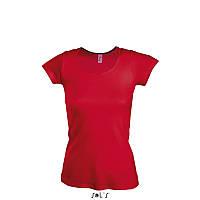 Футболка SOL'S MOODY ( женские футболки )