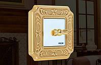 Выключатели FEDE коллекция TOSCANA SIENA, фото 1