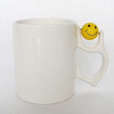 """Чашка с анти стрессом """"smile"""""""