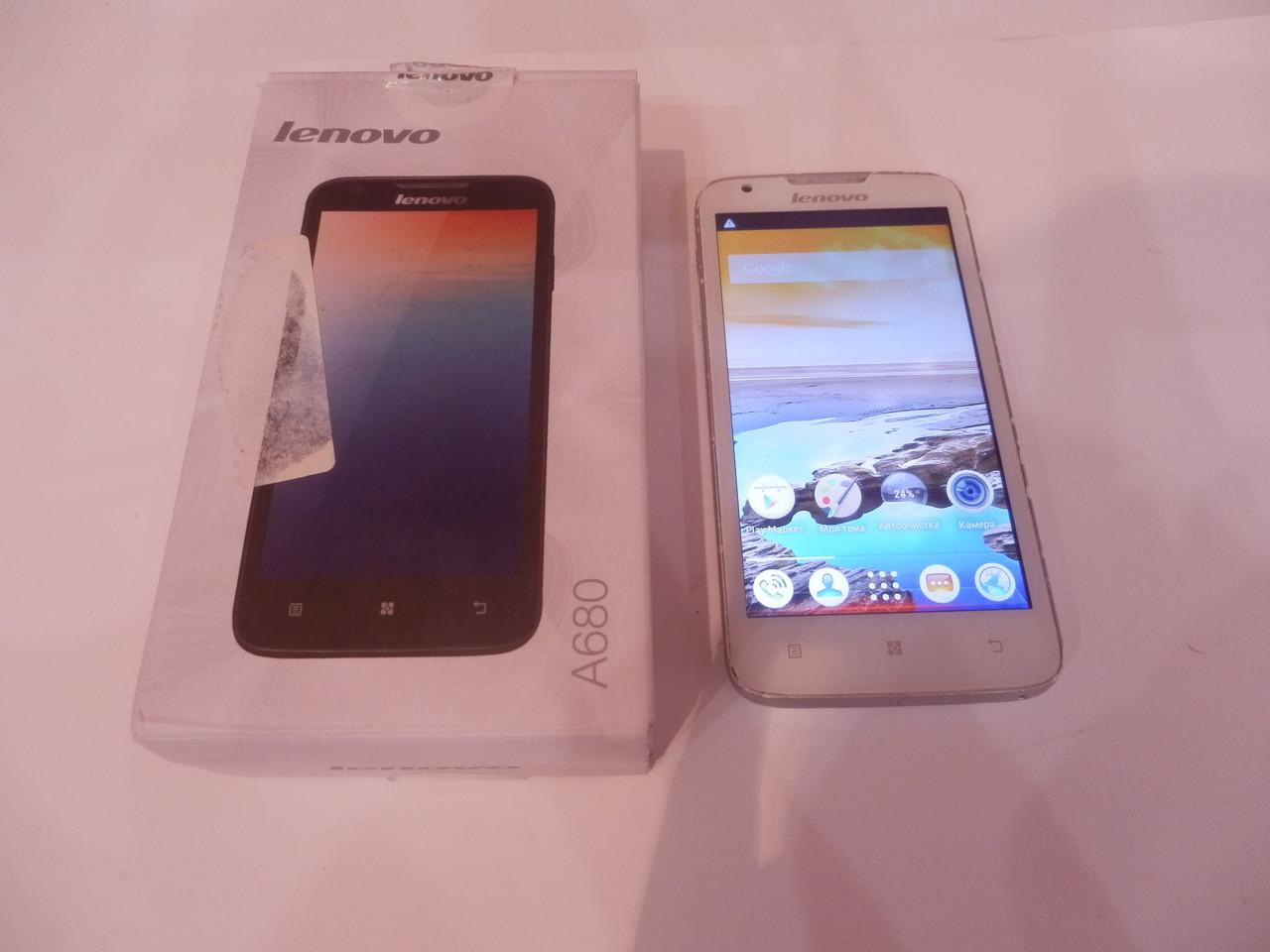 Мобильный телефон Lenovo A680 №4587