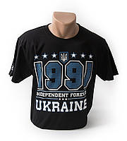 "Футболка мужская, дизайн ""1991 Украина"""