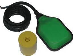 Поплавковый электрический выключатель 5м, датчик уровня