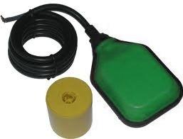 Поплавковый электрический выключатель 10м, датчик уровня
