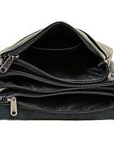 Мужская сумка планшет через плечо иск-кожа DR. BOND 304-3 black, фото 3