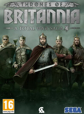 Total War Saga: Thrones of Britannia - Электронный ключ
