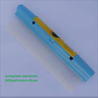 Профессиональный двухсторонний силиконовый сгон для воды MAXI BLADE. Размер 30см., фото 1