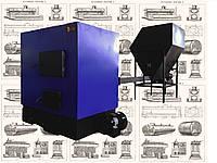 Твердотопливный котел на щепе СДК -500 кВт с автоматической подачей топлива .