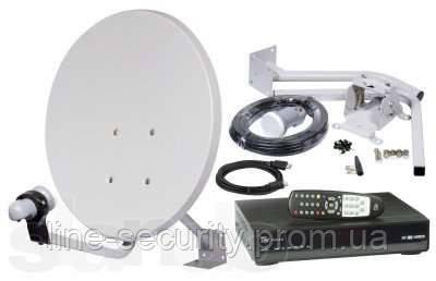 Установка спутниковых антенн - Line Security в Черкассах