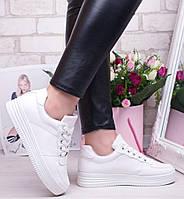 Белые кроссовочки криперы, фото 1