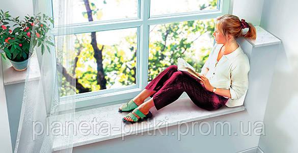 Окна помогают контролировать внутренний климат дома и сделает его более комфортным