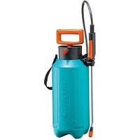 Ручной помповый опрыскиватель Gardena Classic 5 литров (00822-20)