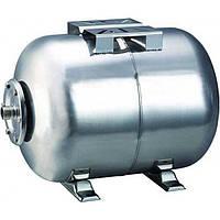 Гидроаккумулятор горизонтальный Cristal 100 литров (горизонтальный) нержавейка