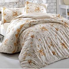 Комплект постельного белья полуторный Arya ранфорс 160Х220 нав 50х70 Duru TR1003834