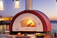 Печь для пиццы на дровах QUICK PRO  TOP Alfa Pizza