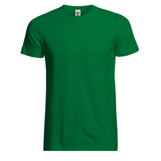 Футболка мужская ROZA 140 G, зеленый