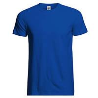 Футболка мужская ROZA 140 G, синий
