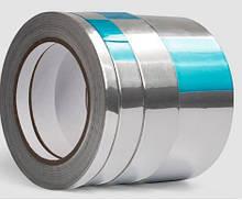 Алюминиевая фольга на клейкой основе ширина 20мм длина 20м