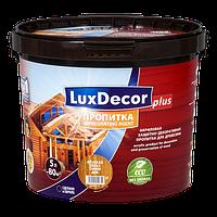 "Пропитка для дерева LuxDecor plius ""Св.дуб"" 5л"